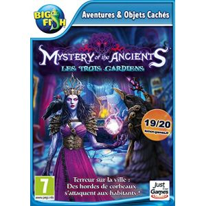 Mystery of the Ancients : les 3 gardiens [PC]