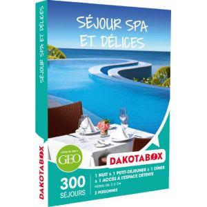 Dakota Box Séjour Spa Et Délices - Coffret cadeau