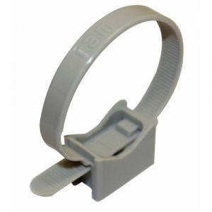 Ram 100 Colliers à embase TUBE pour tube et gaine Ø16 à 32