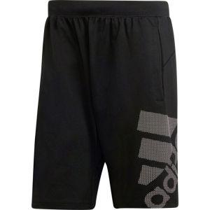 Adidas Short Short 4KRFT Sport Graphic Badge of Sport Noir - Taille EU XXL,EU S,EU M,EU L,EU XL,EU XS