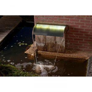 Ubbink 1312108 - Lame d'eau Nevada inox