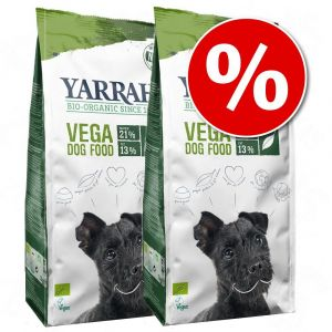 Yarrah Bio Vega, baobab, huile de noix de coco pour chien - 10 kg Vega