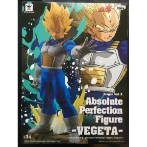Abysse Corp Figurine Absolute Perfection 17 cm - Dragon Ball - Vegeta