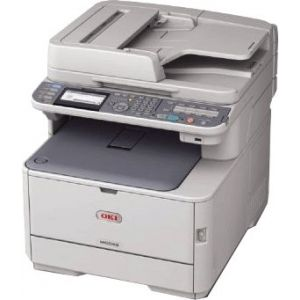 Oki MB562dnw - Imprimante multifonctions mono A4 Wi-FI