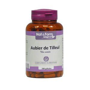 Nat & Form Original Aubier de Tilleul 200 gélules