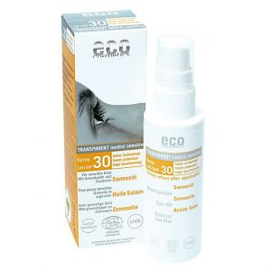 Eco Cosmetics Huile Solaire Neutral Sensitive Haute Protection en Spray - 50 ml - SPF 30