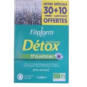 Fitoform Dépuratif drainage - 2 boîtes