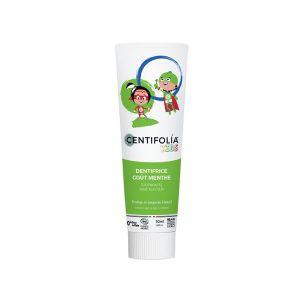 Centifolia Kids - Dentifrice enfants goût menthe