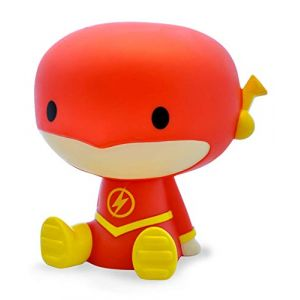 Plastoy DC Comics Tirelire Chibi The Flash