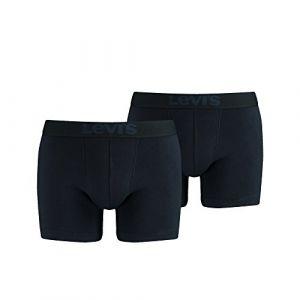 Levi's Vêtements intérieurs -- 200sf Boxer Brief 2 Pack - Mid Denim - XL