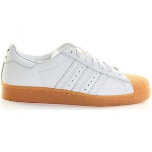 Adidas Baskets Superstar 80S Dlx-Blanc-45 1/3 EU