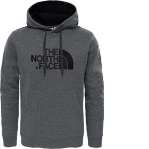 The North Face Drew Peak PUL HD Sweat-Shirts Men (Sportswear) Homme Gris FR XL (Taille Fabricant XL)