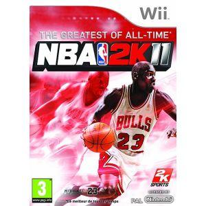 NBA 2K11 [Wii]