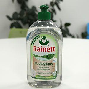 Rainett Liquide vaisselle Dermosensitive Ecologique