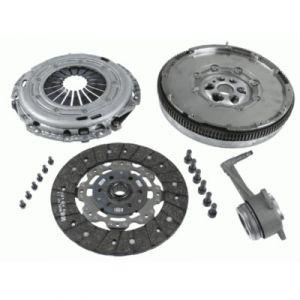 Sachs Kit d'embrayage 4 pièces Xtend (avec butée hydraulique) 2290601009