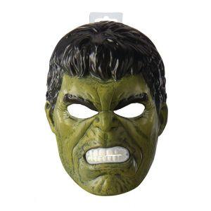 Masque 1/2 Hulk enfant