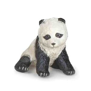 Papo Figurine bébé Panda assis