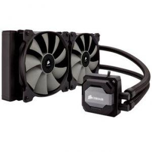 Corsair H110i GT - Radiateur Watercooling pour processeur (AM3+/AM2+/FM2+/FM2/FM1, 2011-3/2011/1366/1150/1155/1156)