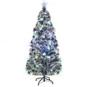 Arbre de Noël artificiel LED 220 branches (180 cm)
