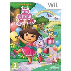 Dora l'Exploratrice : Joyeux Anniversaire [Wii]