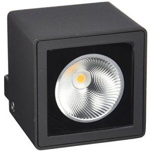 Faro SOBEK - Projecteur extérieur noir LED sur piquet