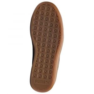 Puma Vikky Stacked SD, Sneakers Basses femme - Violet (Whisper White Black 04), 41 EU
