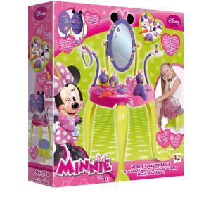 IMC Toys Coiffeuse sur pieds Minnie