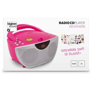 Bigben Interactive CD55 - Lecteur CD radio