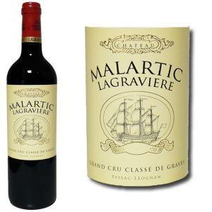 Château Malartic Lagravière 2011 - Vin rouge de Bordeaux (AOC Pessac-Léognan)