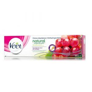 Veet Crème dépilatoire bras & jambes - Natural Inspirations