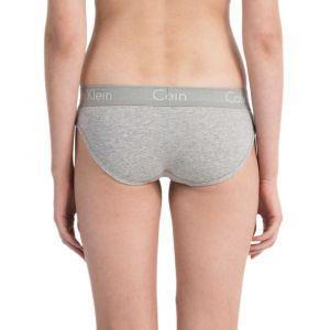 Calvin Klein Vêtements intérieurs Bikini - Grey Heather - L