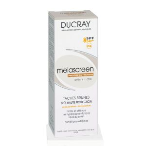 Ducray Melascreen UV crème riche SPF 50+ 40 ml