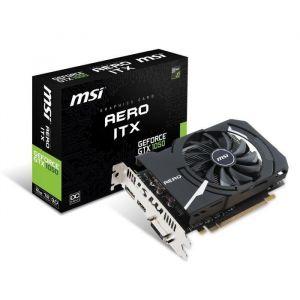 MSI GeForce GTX 1050 AERO ITX 2G OCV1, 2 Go