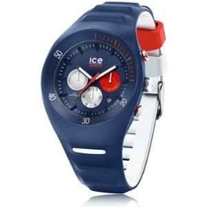 Ice Watch Ice-Watch - P. Leclercq Dark blue - Montre bleue pour homme avec bracelet en silicone - Chrono - 014948 (Large)