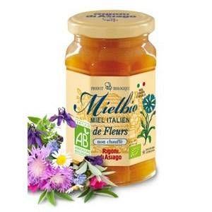 Rigoni di asiago Mielbio - Miel italien de Fleurs