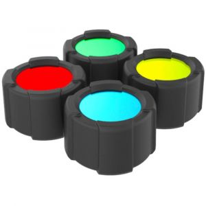 Led lenser Filtre de couleurs rouge/bleu/vert/jaune Ledlenser 501039