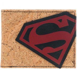 Image de Bioworld Porte-monnaie Cork Bifold Superman