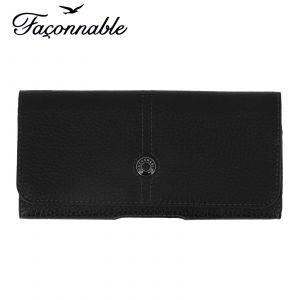 bd67c333da7e Façonnable Etui clip ceinture universel - XXL - Noir