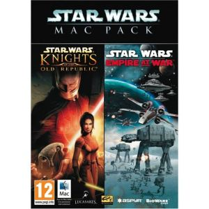 Star Wars Mac Pack - Empire at War + Knight of the Old Republic [MAC]