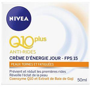 Nivea Q10 Plus - Crème d'énergie jour anti-rides FPS15