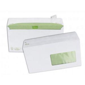 Gpv 6823 - Enveloppe Spécial Scolaire 110x220, 80 g/m², coloris blanc - boîte de 500