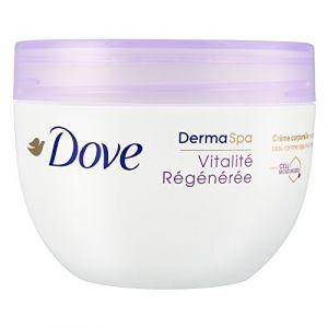 Dove DermaSpa Vitalitée Régénérée - Crème corporelle hydratante
