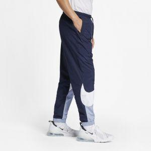 Nike Pantalon tissé Sportswear pour Homme - Bleu - Couleur Bleu - Taille XL