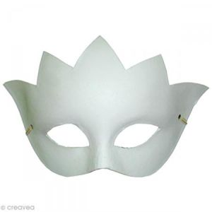 Artémio Masque de Venise Loup Couronne