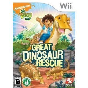 Go Diego ! Au Secours du Dinosaure [Wii]