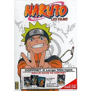 Coffret Naruto - Les 3 films