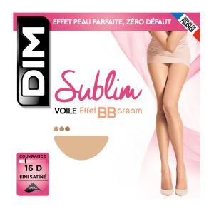 DIM Collant Sublim Voile Effet Bb Cream Beige Éclat T1 - La Paire