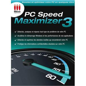 PC Speed Maximizer 3 [Mac OS, Windows]