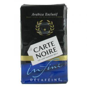 Carte Noire Café moulu Infini décaféiné 250 g