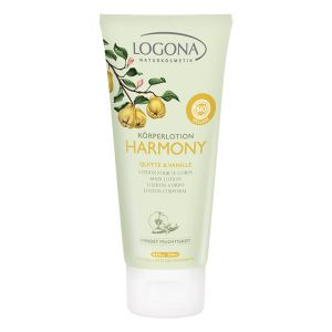 Logona Lotion pour le corps Harmony Coing vanille 200ml